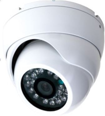 1.3MP AHD dome kamera 510AHD-2A