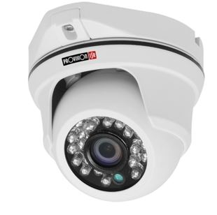 1MP Eco dome kamera PR-DI480AHD36