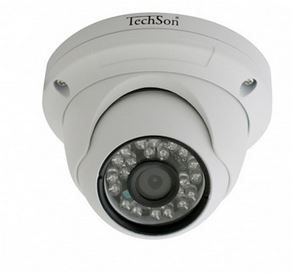 TC AHD-D5124 IR dome 1MP